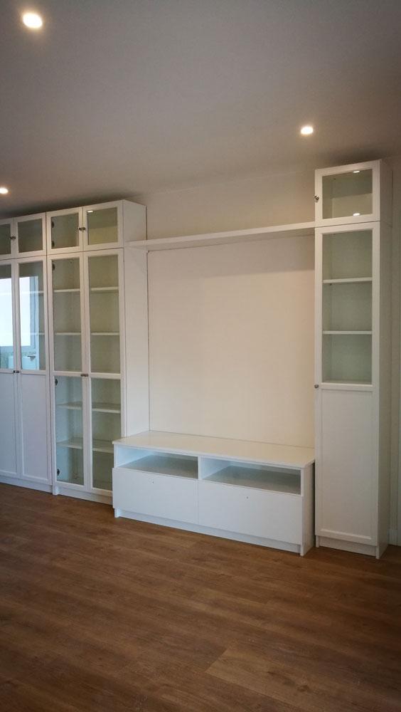 Adaptación de mueble Ikea