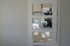 Puerta corredera a cocina