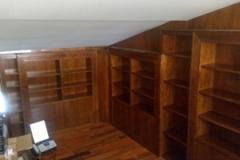 Biblioteca a medida