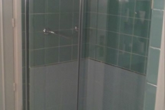 Solución ducha sin bañera