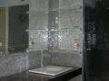 baño ppal, con encimera madera africana