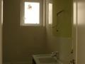 baño con pintura plastica